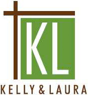 logo, kelly and laura