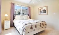 bedroom 3 - bed