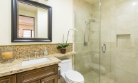 bath lower level shower