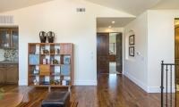 family room upstais master doors