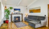 living room fp to sofa