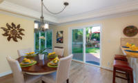 dining room to patio door